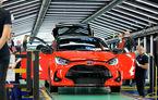 Toyota a început producția noii generații Yaris: modelul de clasă mică este asamblat la Valenciennes