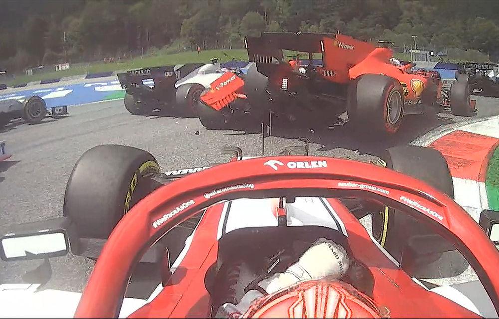 Hamilton a câștigat cursa din Austria! Bottas, locul doi după ce l-a depășit pe final pe Verstappen - Poza 3