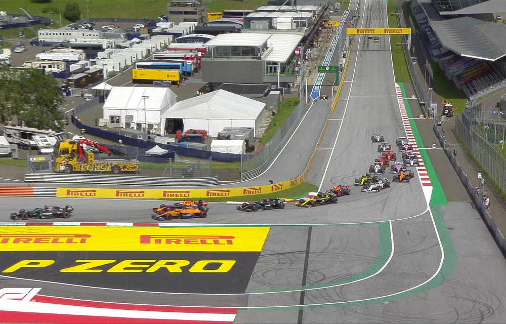 Hamilton a câștigat cursa din Austria! Bottas, locul doi după ce l-a depășit pe final pe Verstappen - Poza 5