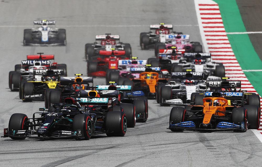 Hamilton a câștigat cursa din Austria! Bottas, locul doi după ce l-a depășit pe final pe Verstappen - Poza 1