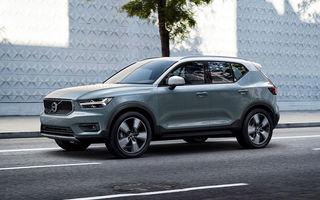 Volvo XC40 are o nouă versiune de bază: motor pe benzină de 1.5 litri cu 129 CP. În România, de la 32.800 de euro