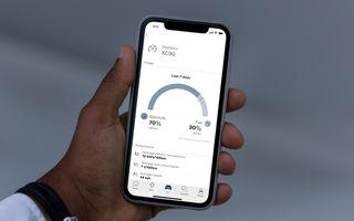 Volvo introduce funcții noi în aplicația Volvo On Call: proprietarii de mașini plug-in hybrid află diverse statistici despre cum au condus în mod electric
