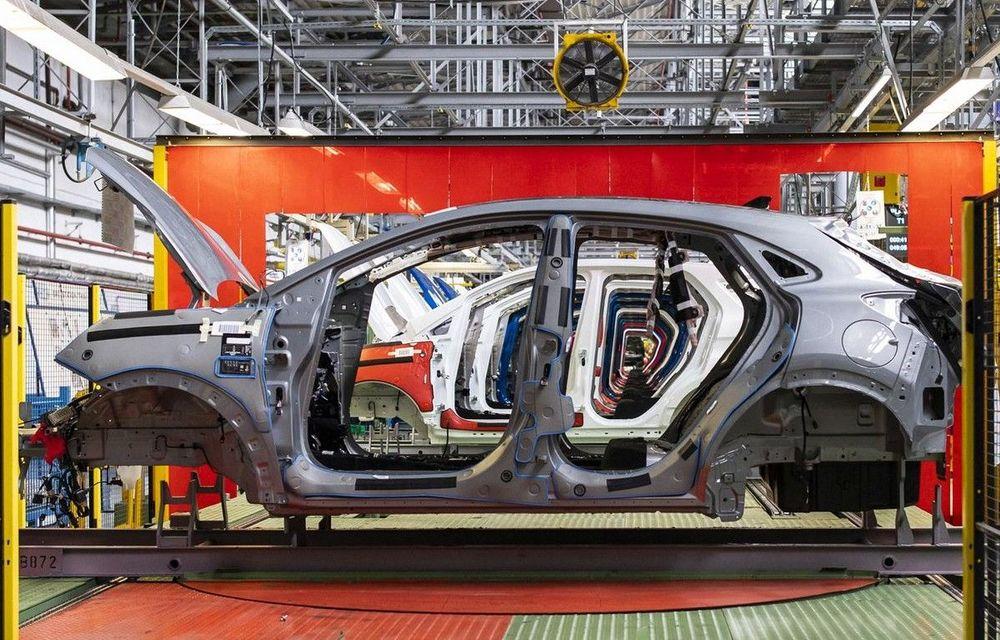 Producția auto națională în luna iunie: Ford raportează o creștere de peste 6%, în timp de Dacia scade cu 29% - Poza 1