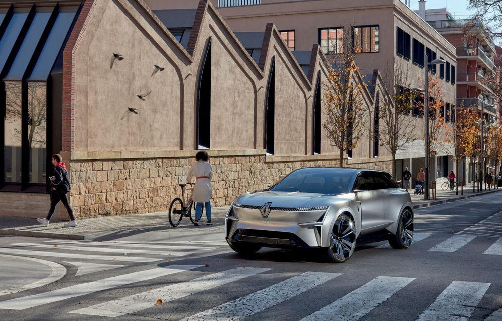 Detalii neoficiale despre unul dintre viitoarele SUV-uri electrice Renault: ar putea avea numele Zandar, motor de 136 CP și autonomie de 550 de kilometri - Poza 1