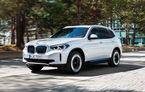 BMW a prezentat noul iX3: primul SUV electric al companiei are 286 CP și autonomie de până la 460 de kilometri