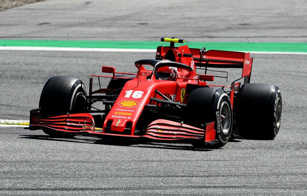 """Leclerc își recunoaște greșeala după acroșajul cu Vettel din Austria: """"Îmi asum întrega responsabilitate"""" - Poza 1"""