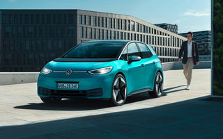 Volkswagen ID.3 va disponibil la comandă pentru toți clienții interesați începând din 20 iulie: livrările vor începe în octombrie
