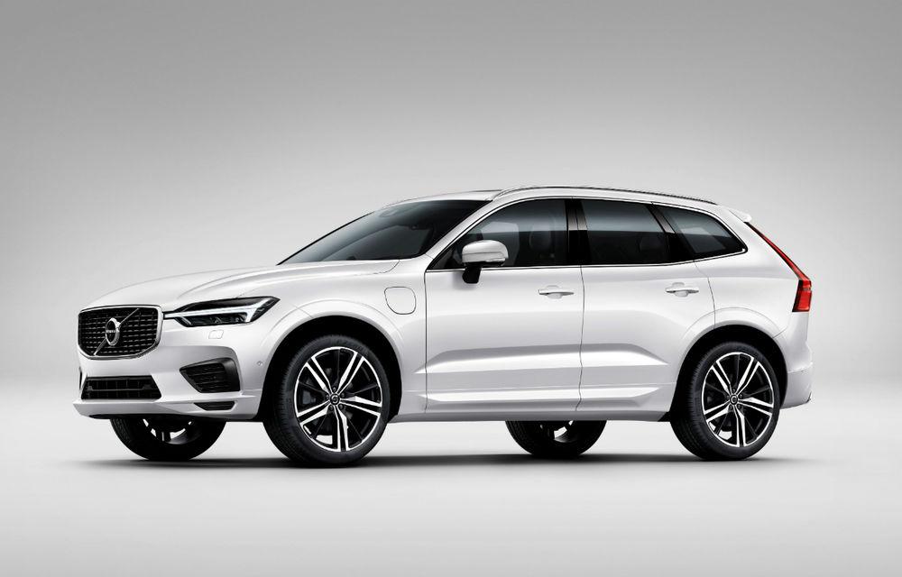 Volvo XC60 are o nouă versiune plug-in hybrid în România: 340 de cai putere și preț de pornire de 62.000 de euro - Poza 1
