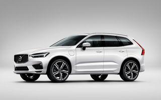Volvo XC60 are o nouă versiune plug-in hybrid în România: 340 de cai putere și preț de pornire de 62.000 de euro