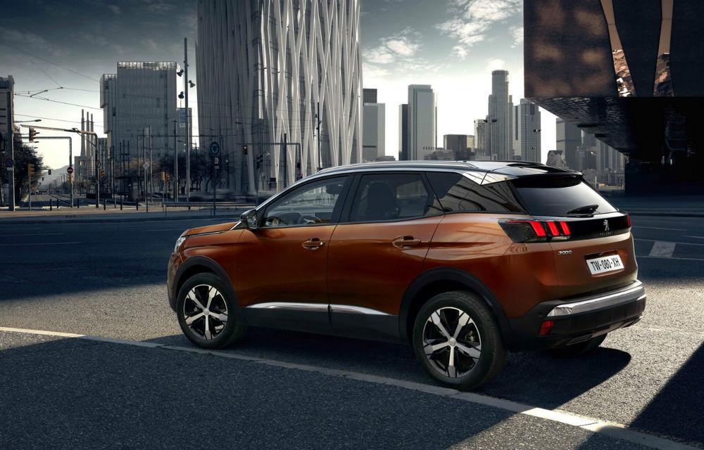Informații despre noua generație Peugeot 3008: modelul ar putea lua forma unui SUV coupe - Poza 1