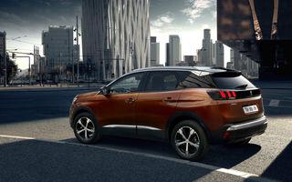 Informații despre noua generație Peugeot 3008: modelul ar putea lua forma unui SUV coupe
