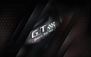 Oficial: viitorul Mercedes-AMG GT Black Series va avea 730 de cai putere
