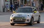 Mini pregătește modificări minore pentru modelul electric Cooper SE: schimbări la grilă și interior