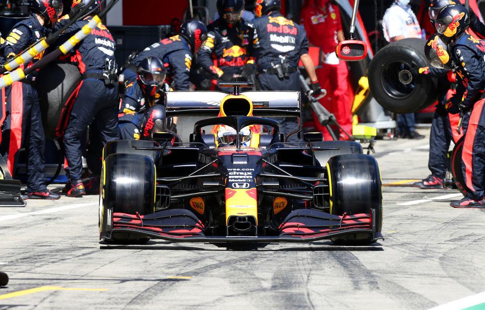 """Red Bull anticipează performanțe mai bune în Ungaria: """"Mercedes este puternică doar pe liniile drepte"""" - Poza 1"""