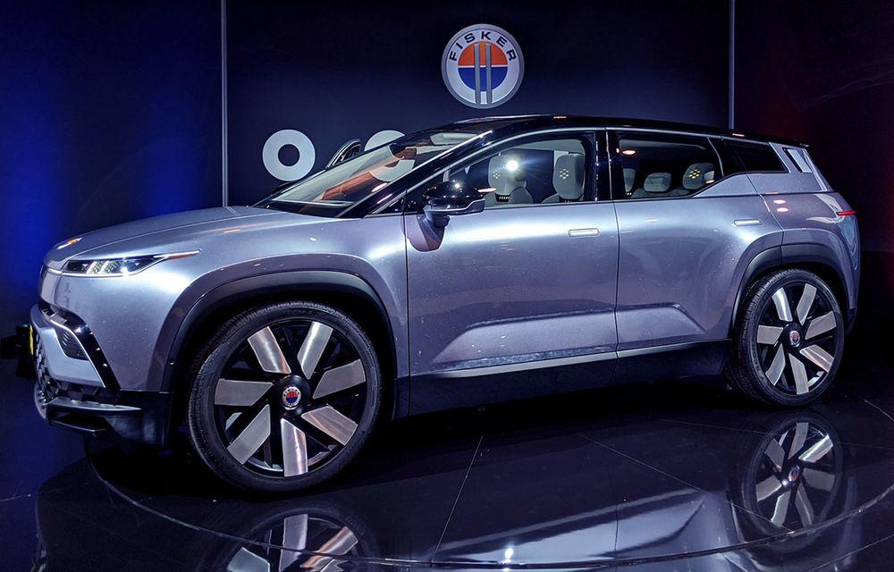 Negocieri cu VW: americanii de la Fisker vor să folosească platforma MEB pentru SUV-ul electric Ocean - Poza 1