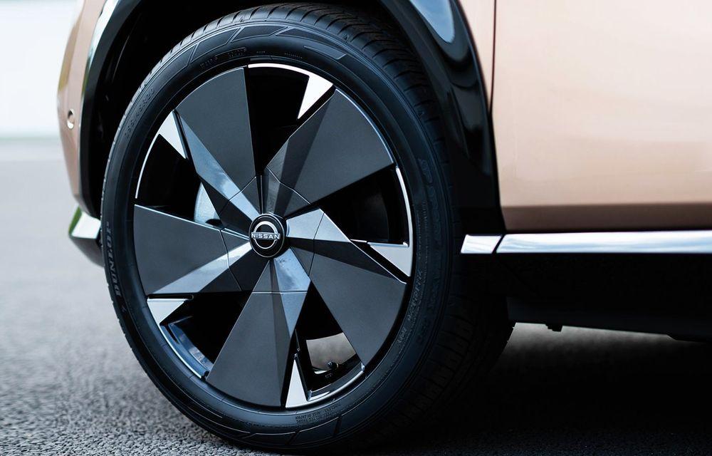 Nissan a prezentat noul Ariya: primul crossover coupe electric al companiei va avea cinci versiuni și autonomie de până la 500 de kilometri - Poza 28