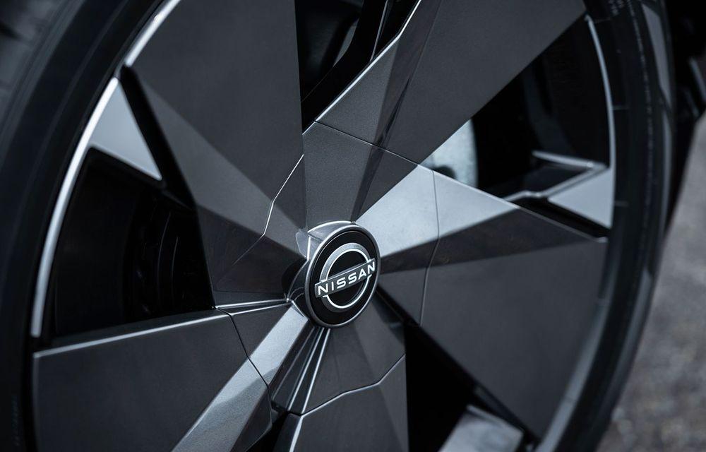 Nissan a prezentat noul Ariya: primul crossover coupe electric al companiei va avea cinci versiuni și autonomie de până la 500 de kilometri - Poza 29