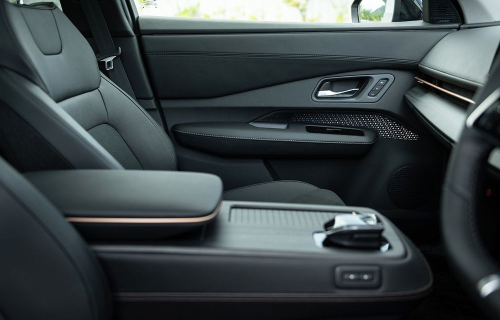 Nissan a prezentat noul Ariya: primul crossover coupe electric al companiei va avea cinci versiuni și autonomie de până la 500 de kilometri - Poza 41