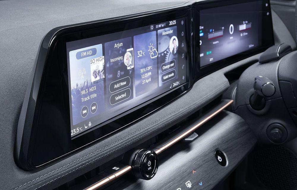 Nissan a prezentat noul Ariya: primul crossover coupe electric al companiei va avea cinci versiuni și autonomie de până la 500 de kilometri - Poza 40