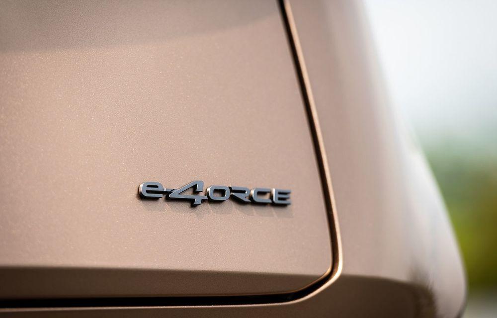 Nissan a prezentat noul Ariya: primul crossover coupe electric al companiei va avea cinci versiuni și autonomie de până la 500 de kilometri - Poza 24