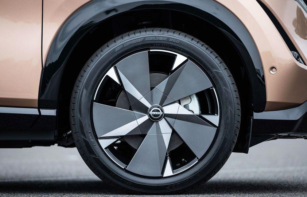 Nissan a prezentat noul Ariya: primul crossover coupe electric al companiei va avea cinci versiuni și autonomie de până la 500 de kilometri - Poza 27