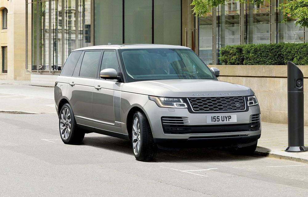 Land Rover a lansat versiuni mild-hybrid pentru Range Rover și Range Rover Sport: sistemul de propulsie MHEV dezvoltă până la 350 de cai putere - Poza 1