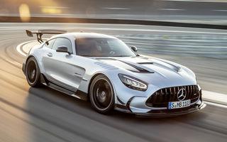 Mercedes-AMG GT Black Series: noua versiune a supercarului are 730 de cai putere și ajunge de la 0 la 100 km/h în 3.2 secunde