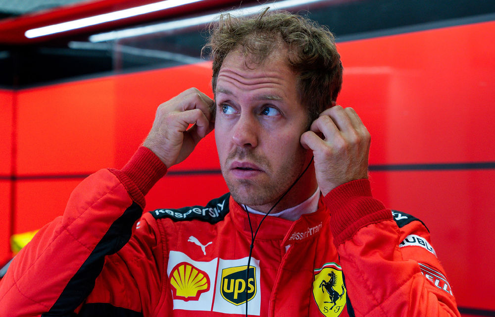 Vettel a primit o ofertă de la Aston Martin pentru sezonul 2021: Perez ar putea fi îndepărtat, deși are contract pentru anul viitor - Poza 1