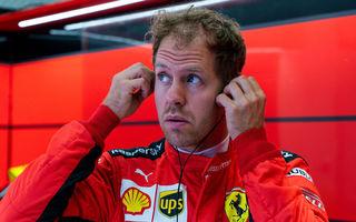 Vettel a primit o ofertă de la Aston Martin pentru sezonul 2021: Perez ar putea fi îndepărtat, deși are contract pentru anul viitor