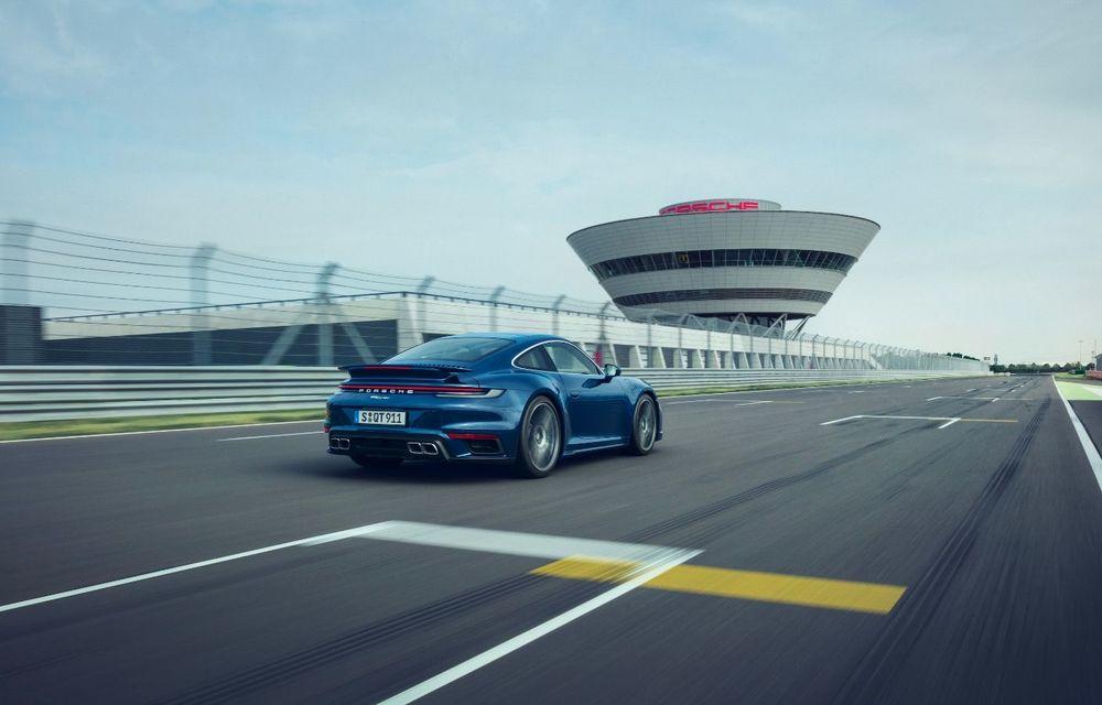 Porsche a prezentat noul 911 Turbo: 580 de cai putere și 0-100 km/h în doar 2.8 secunde - Poza 6