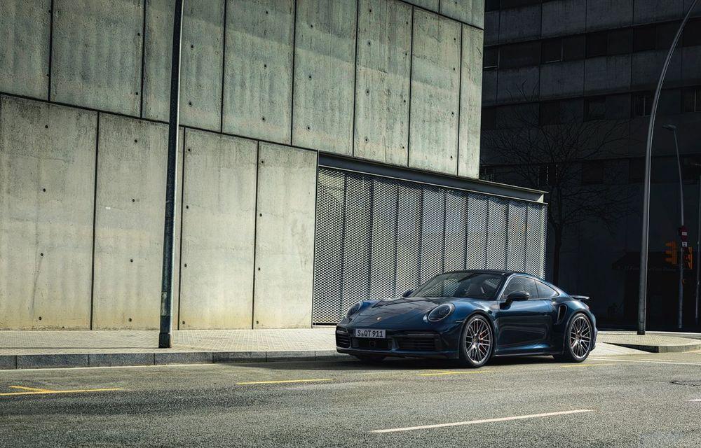 Porsche a prezentat noul 911 Turbo: 580 de cai putere și 0-100 km/h în doar 2.8 secunde - Poza 9
