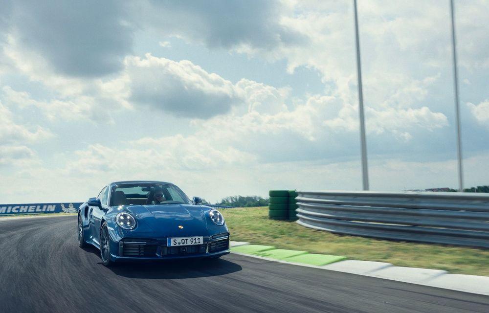 Porsche a prezentat noul 911 Turbo: 580 de cai putere și 0-100 km/h în doar 2.8 secunde - Poza 4