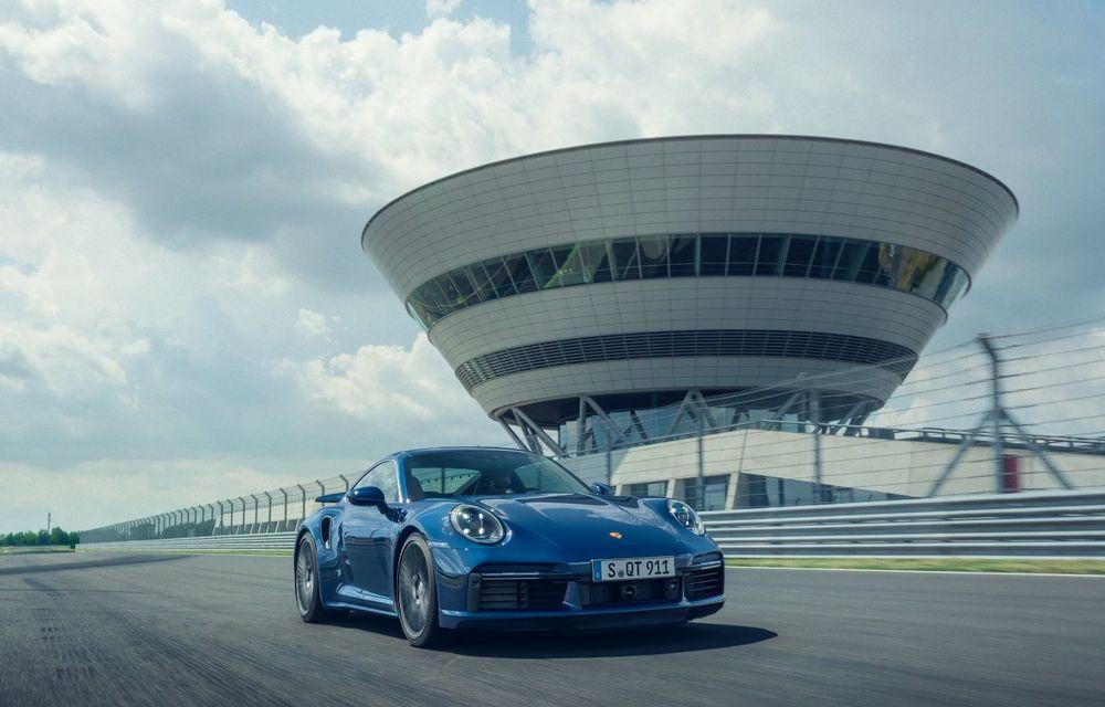 Porsche a prezentat noul 911 Turbo: 580 de cai putere și 0-100 km/h în doar 2.8 secunde - Poza 2