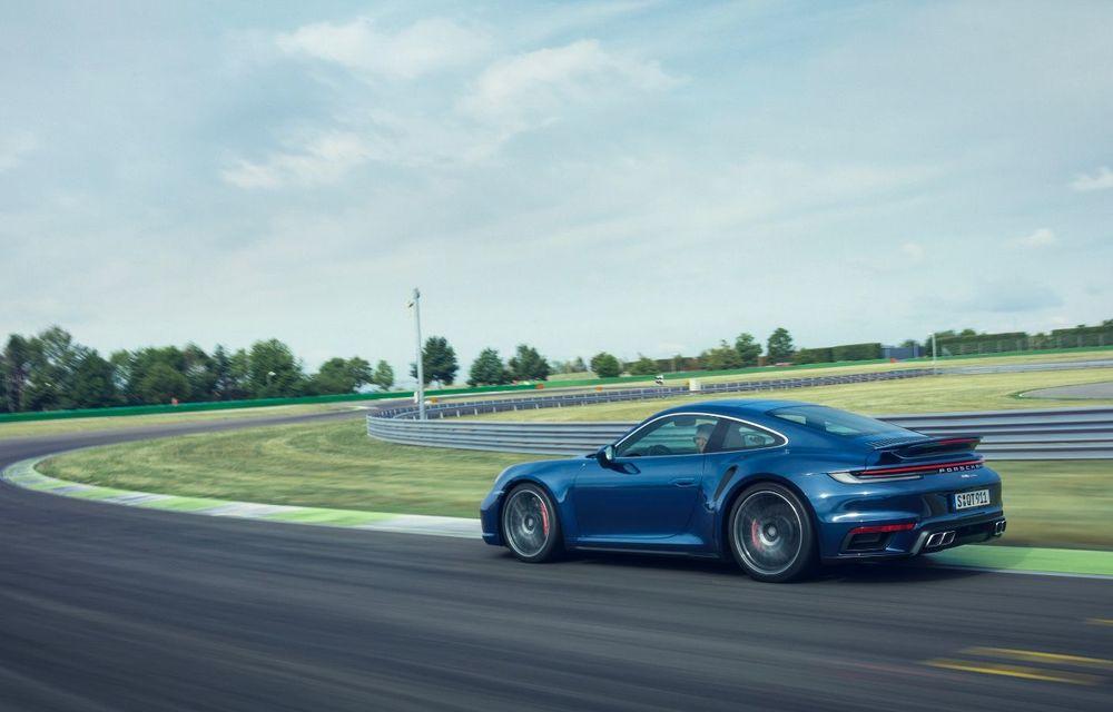 Porsche a prezentat noul 911 Turbo: 580 de cai putere și 0-100 km/h în doar 2.8 secunde - Poza 8