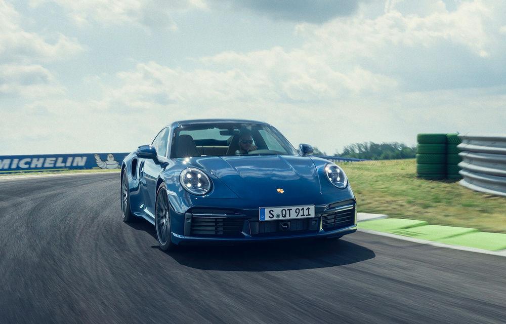 Porsche a prezentat noul 911 Turbo: 580 de cai putere și 0-100 km/h în doar 2.8 secunde - Poza 1