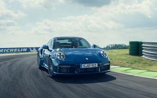 Porsche a prezentat noul 911 Turbo: 580 de cai putere și 0-100 km/h în doar 2.8 secunde