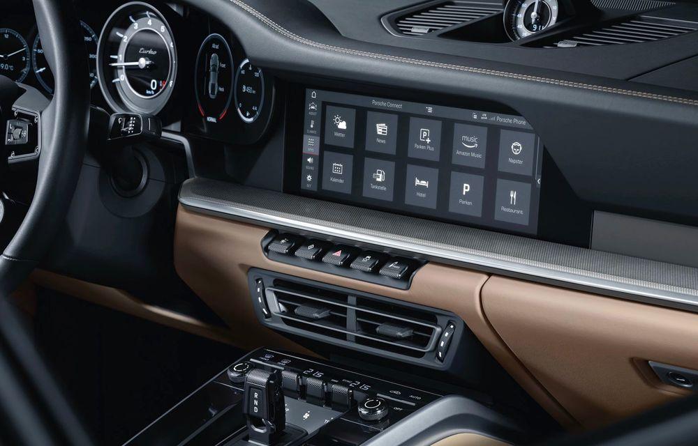 Porsche a prezentat noul 911 Turbo: 580 de cai putere și 0-100 km/h în doar 2.8 secunde - Poza 13