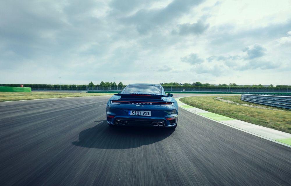Porsche a prezentat noul 911 Turbo: 580 de cai putere și 0-100 km/h în doar 2.8 secunde - Poza 7