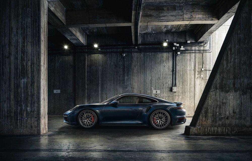 Porsche a prezentat noul 911 Turbo: 580 de cai putere și 0-100 km/h în doar 2.8 secunde - Poza 11
