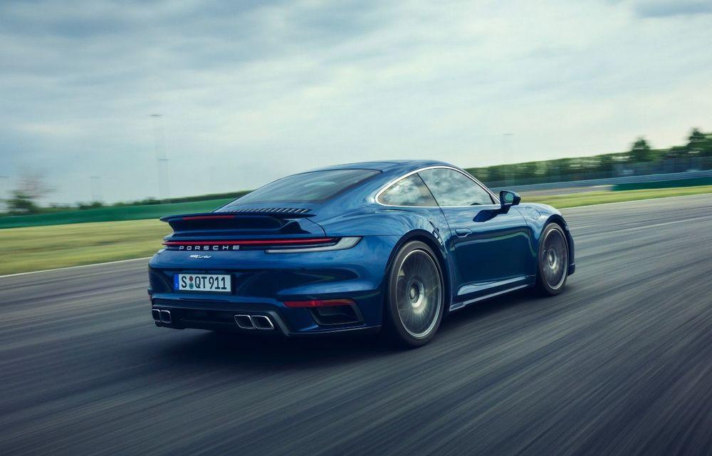 Porsche a prezentat noul 911 Turbo: 580 de cai putere și 0-100 km/h în doar 2.8 secunde - Poza 5