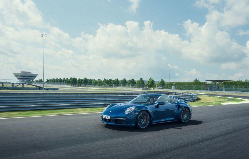 Porsche a prezentat noul 911 Turbo: 580 de cai putere și 0-100 km/h în doar 2.8 secunde - Poza 3