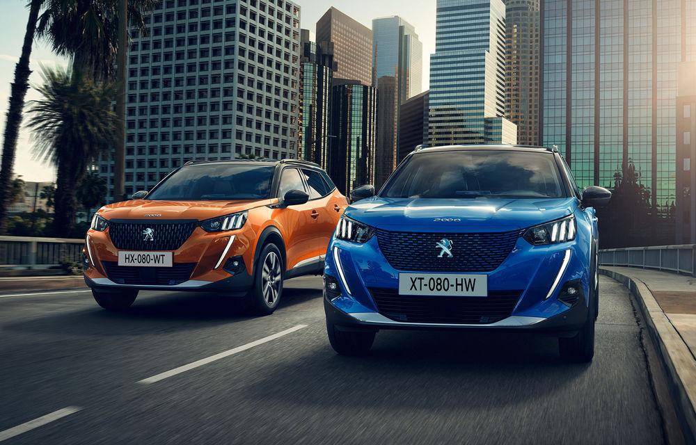 Grupul PSA a vândut un milion de mașini în primul semestru: scăderi de peste 40% pentru Peugeot, Citroen, DS și Opel - Poza 1