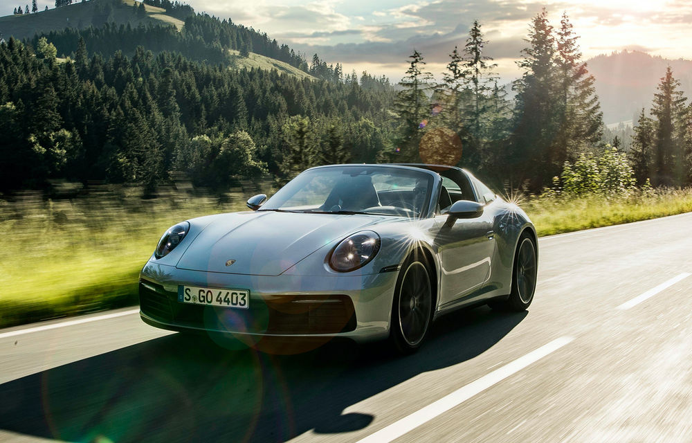 Livrări Porsche în prima jumătate a anului: aproape 117.000 de unități, în scădere cu 12% - Poza 1