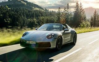Livrări Porsche în prima jumătate a anului: aproape 117.000 de unități, în scădere cu 12%