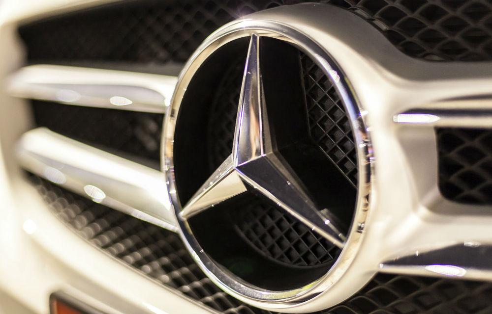 Mercedes va suspenda producția de sedanuri în SUA și Mexic: tăieri de costuri după pierderi de peste un miliard de euro în al doilea trimestru - Poza 1