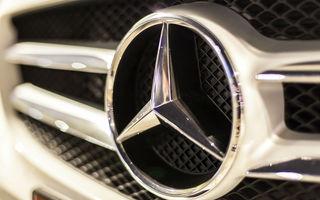 Mercedes va suspenda producția de sedanuri în SUA și Mexic: tăieri de costuri după pierderi de peste un miliard de euro în al doilea trimestru