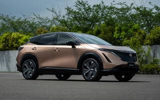 Marco Fioravanti (Nissan) despre Ariya, primul SUV electric al mărcii: