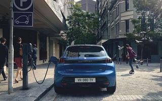 Un sfert dintre comenzile pentru noul Peugeot 208 sunt pentru versiunea electrică:
