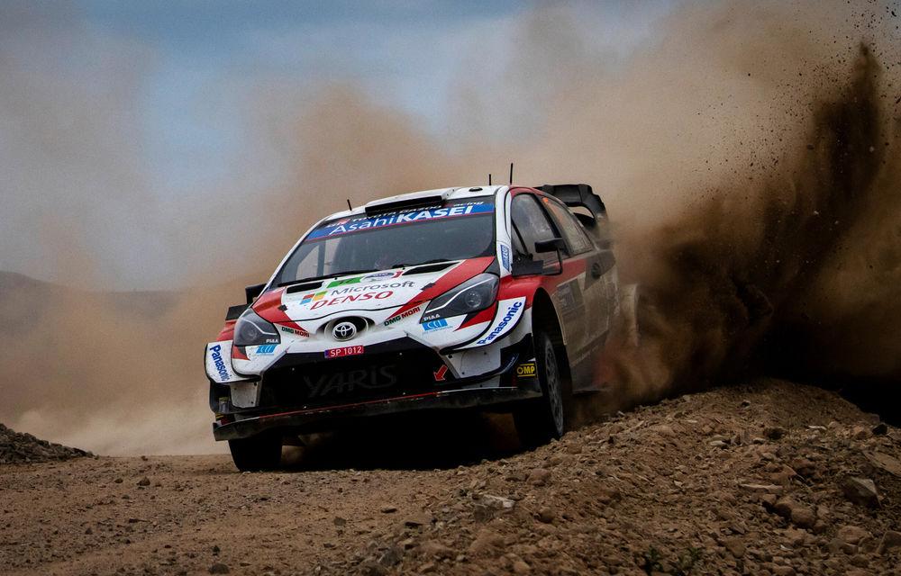 """Ogier a decis să-și prelungească contractul cu Toyota pentru sezonul 2021: francezul vrea să obțină un nou titlu în WRC într-un sezon """"normal"""" - Poza 1"""
