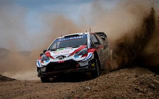 """Ogier a decis să-și prelungească contractul cu Toyota pentru sezonul 2021: francezul vrea să obțină un nou titlu în WRC într-un sezon """"normal"""""""